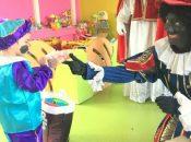 Sinterklaas en Piet 2016